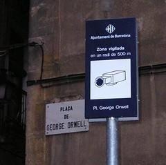 0 george orwell