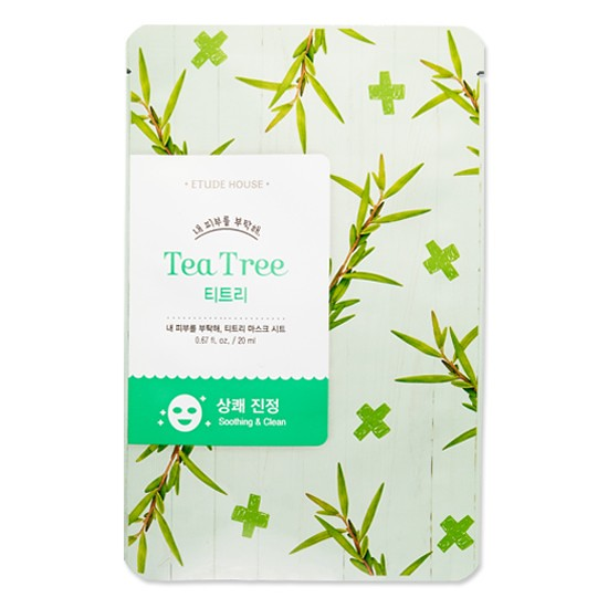 Etude House Tea Tree Mask