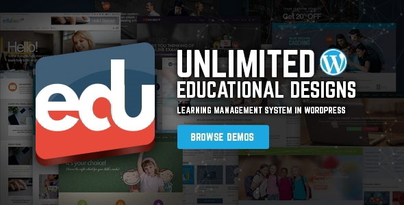 Themeforest EduLMS v1.5 - WP Learning Management System Theme