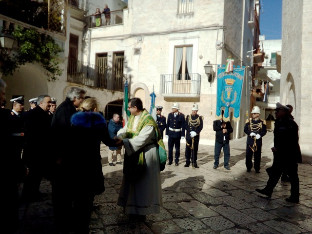 Noicattaro. Festa San Sebastiano 2016 intero