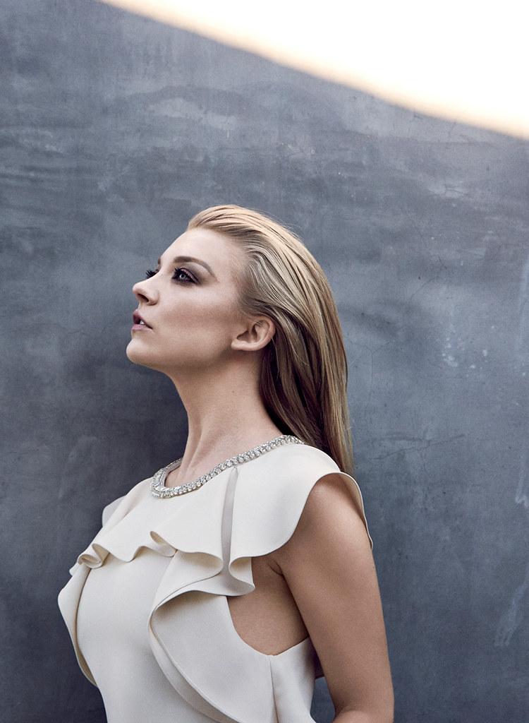 Натали Дормер — Фотосессия для «Fashion» 2016 – 3