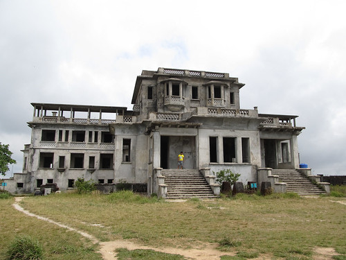 Parc National du Bokor: le Vieux Palace