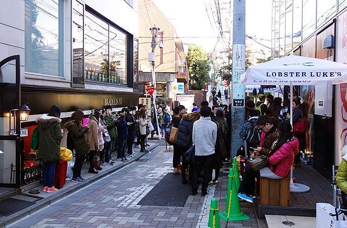1 Luke's Lobster 龍蝦三明治-東京表參道火紅排隊美食