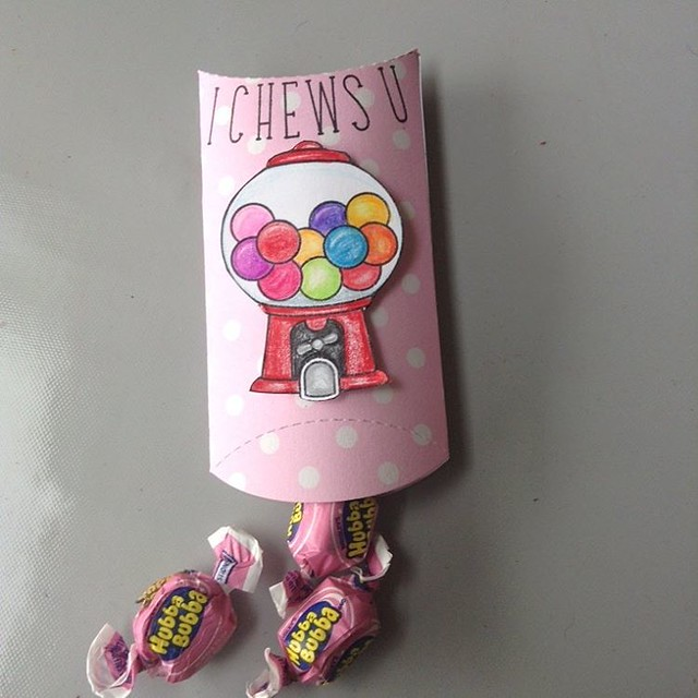 I Chews U!