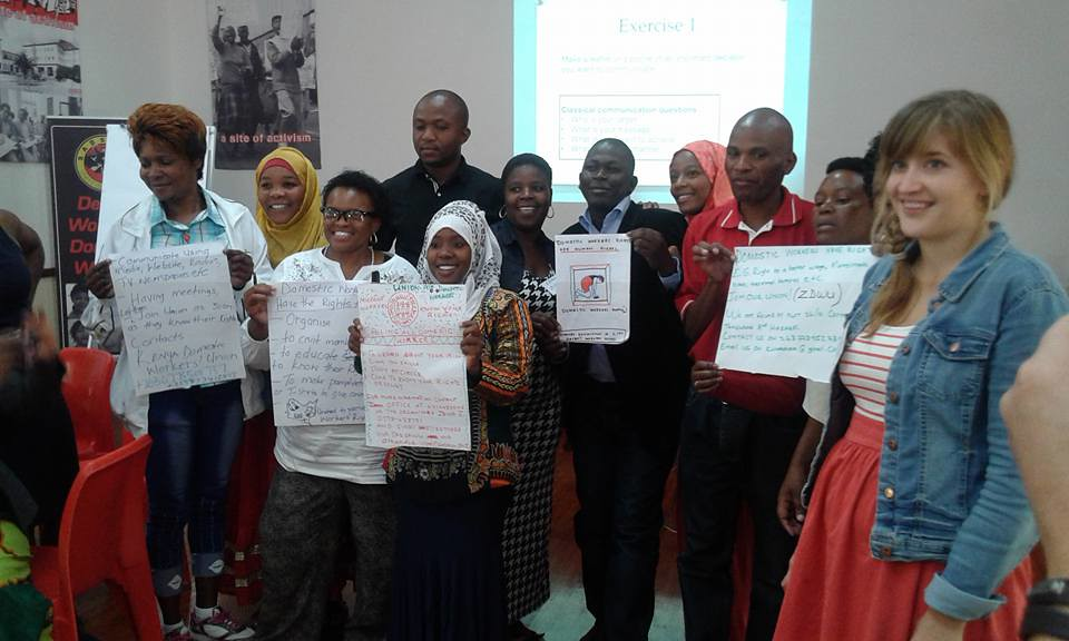 2015-12-12~14 South Africa: Africa regional capacity building workshop for English-speaking affiliates