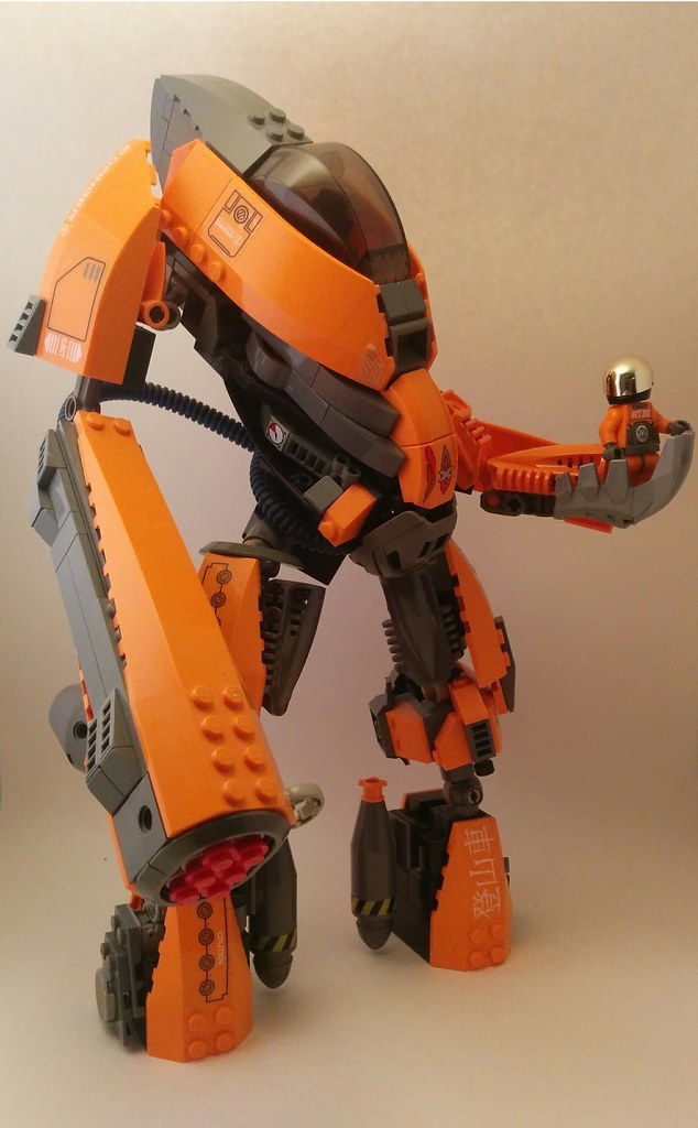 ExoForce Mecha