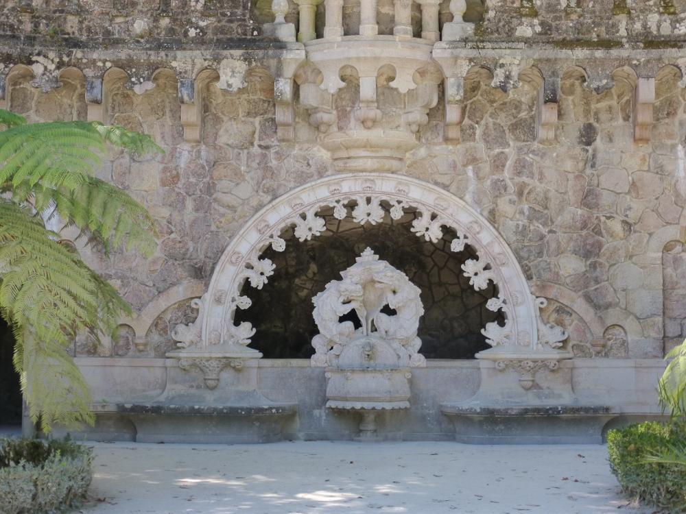 Quinta De Regeleria Fountain