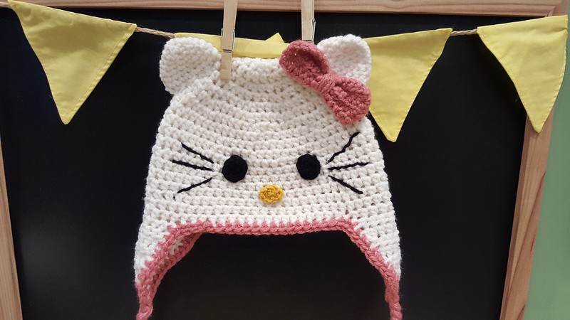 hello kitty custom hat order