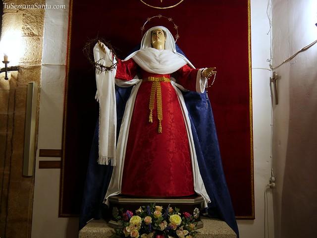 María Corredentora de Hebrea