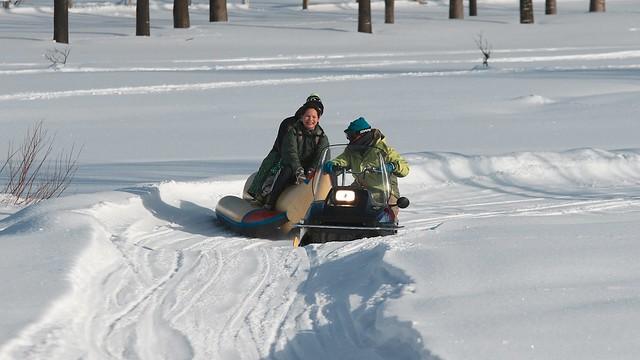 Photo:Snow Activities! By MIKI Yoshihito. (#mikiyoshihito)
