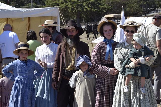 Living History at Monterey History Fest