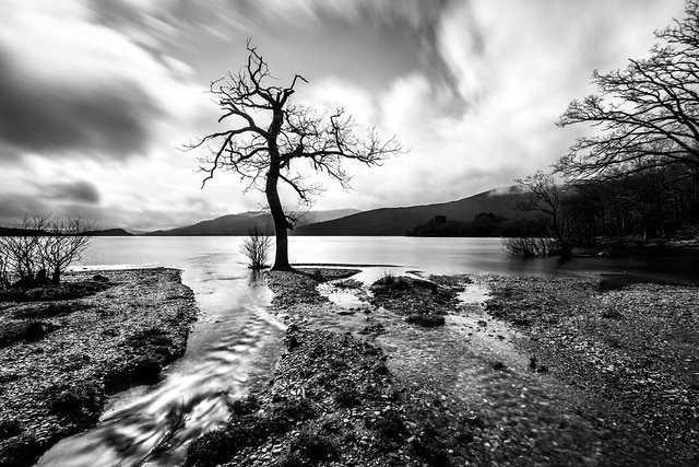 Lock lomond scotland landscape photography