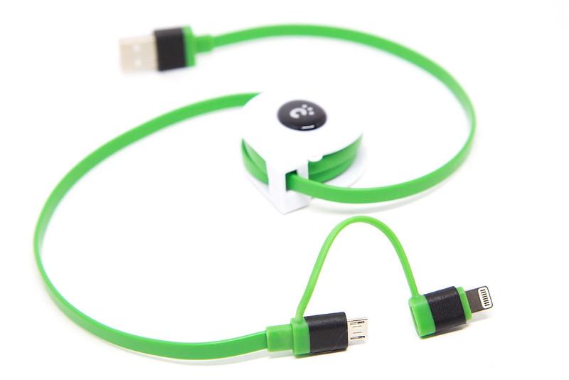 cheero_Green_cable-5