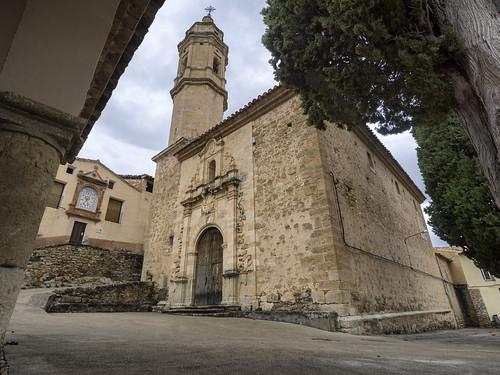 Iglesia de San Felipe y Santiago.