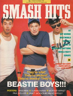 Smash Hits, March 11, 1987 – p.01