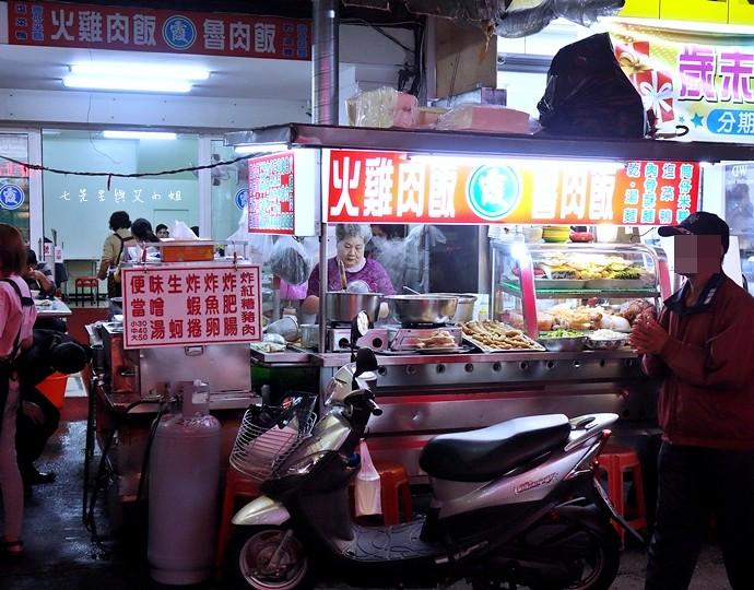 15 嘉義文化路夜市必吃 阿娥豆花、方櫃仔滷味、霞火雞肉飯、銀行前古早味烤魷魚