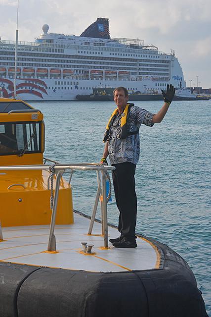 Capt Heberle Honolulu