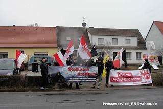 2016.02.20 Brueck NPD Kundgebung und Proteste (5)