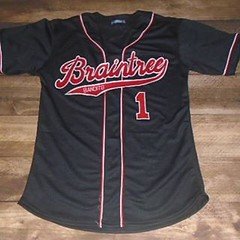 d5e487421 Have a look at this custom jersey designed by Braintree Bandits Baseball  and created at Beacon ...