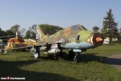 3305 - 30305 - Polish Air Force - Sukhoi SU-22M-4 - Polish Aviation Musuem - Krakow, Poland - 151010 - Steven Gray - IMG_0374
