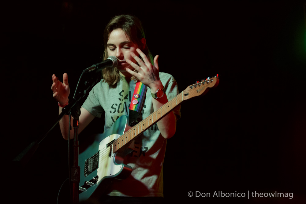 Julien Baker @ Bottom of the Hill, San Francisco 2/25/16