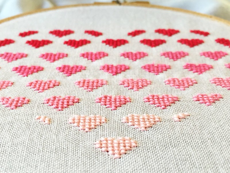 My First Cross-Stitch Project