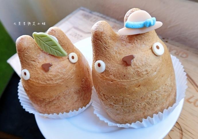33 東京必吃美食 白髭泡芙工房 龍貓泡芙