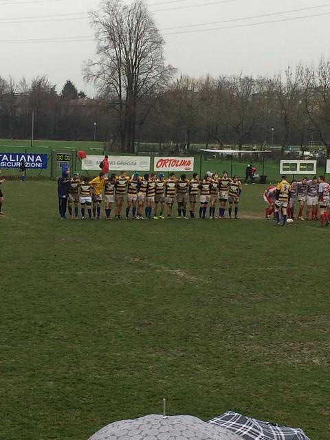 2015/16 - UNDER 16 - RPFC vs Perugia