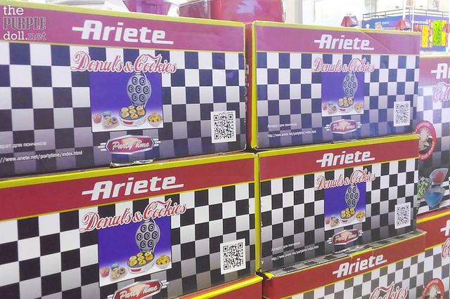 Ariete Donuts & Cookies Maker