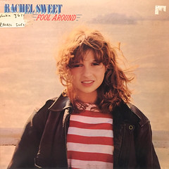 RACHEL SWEET:FOOL AROUND(JACKET A)