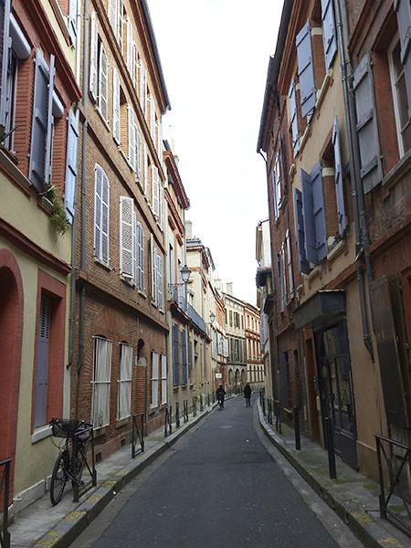 encore une ruelle de Toulouse