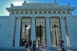 Buenos Aires - Recoletta cementerio