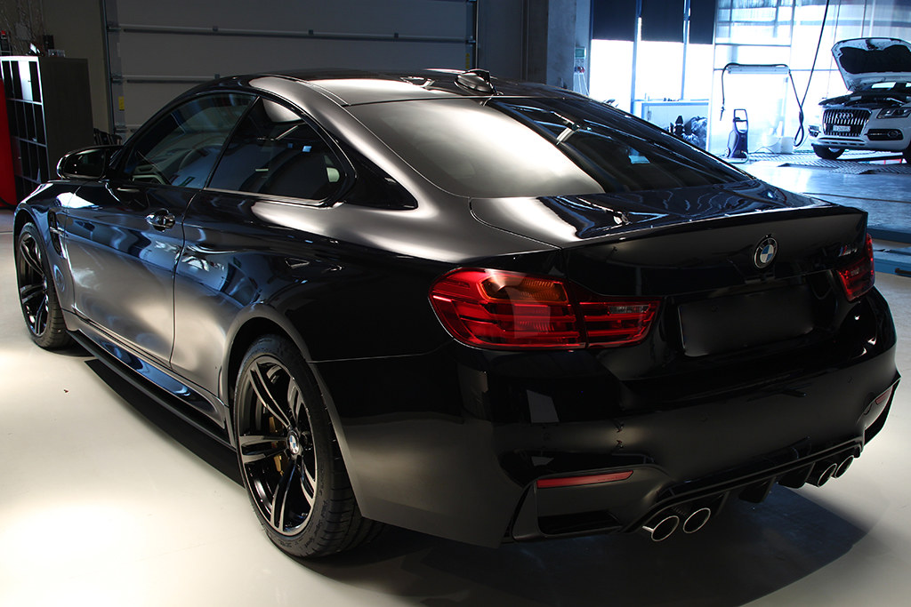BigFoot Centre - BMW M4 Azuritschwarz, protezione totale 25251649152_2c9fa1c7c2_b