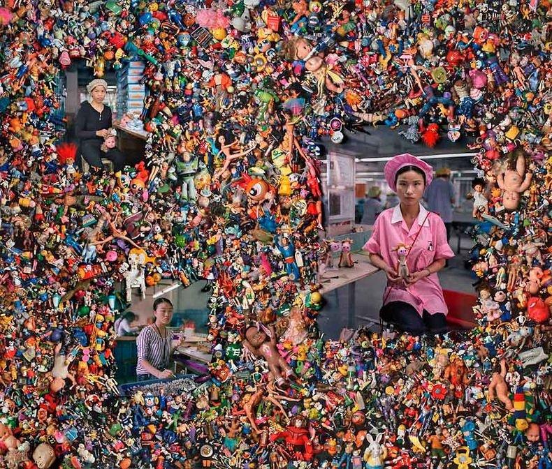 Toy Story︰中國女工與她所製作的玩具22