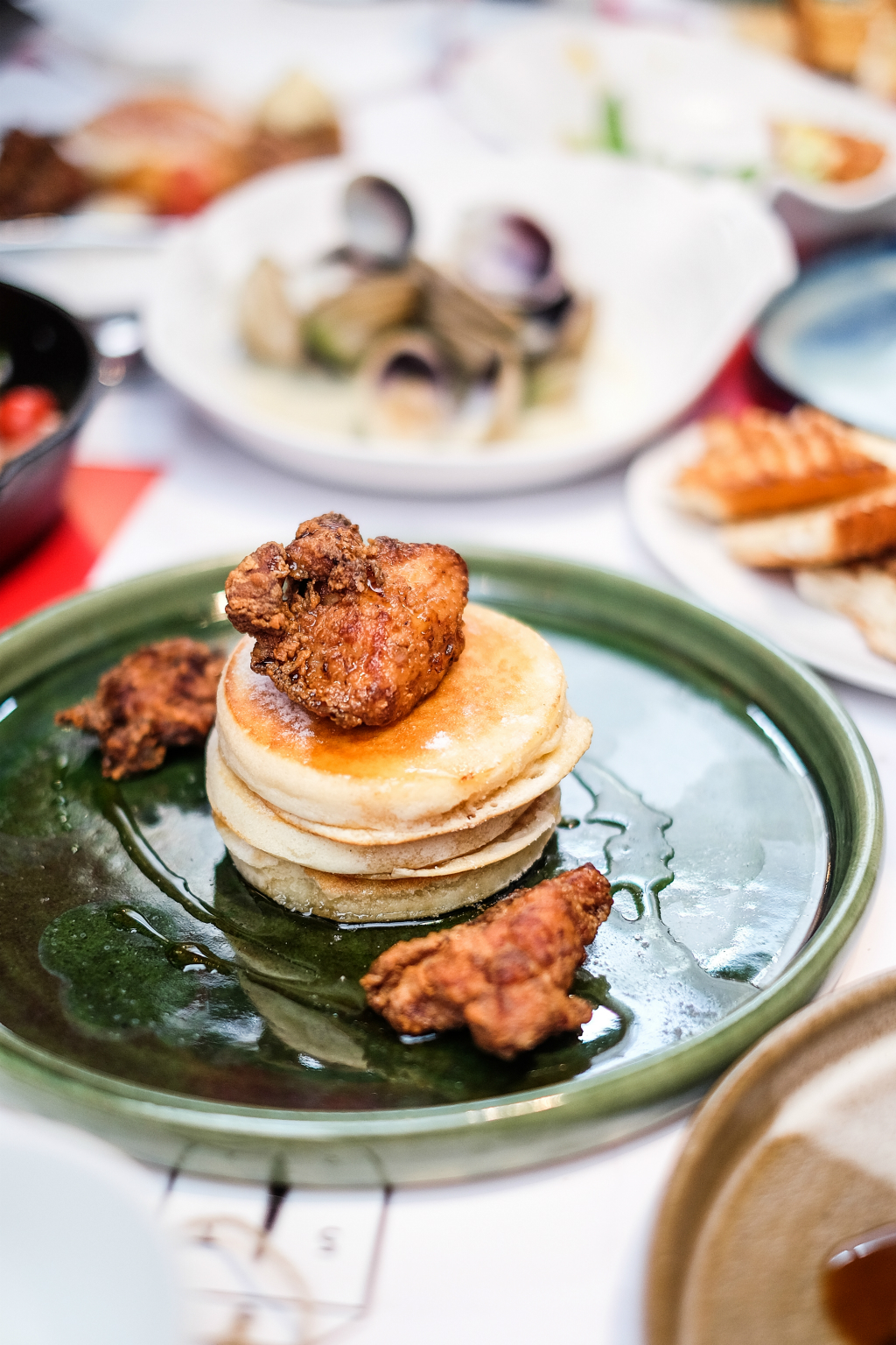 Food Guide to Jalan Besar & Lavender: 5th Quarter's pancakes and fried chicken