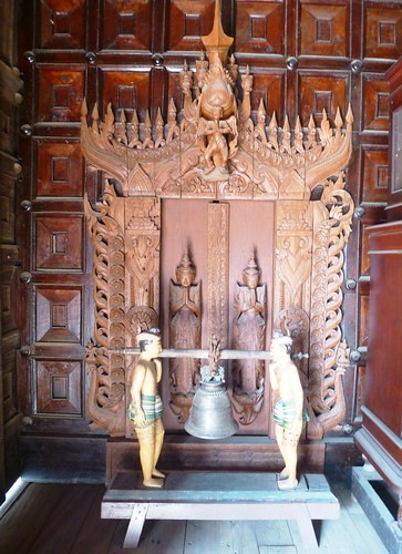 M16-Mandalay-Quartier des moines-Monastere (1)