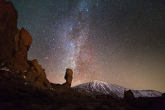 Silent symphony - Teide national park, Tenerife, Canary Islands, Spain
