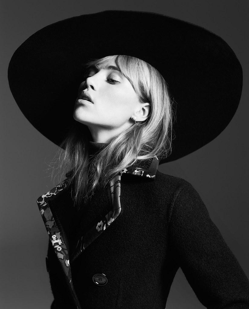 Сьюки Уотерхаус — Фотосессия для «Vogue» TH 2015 – 6