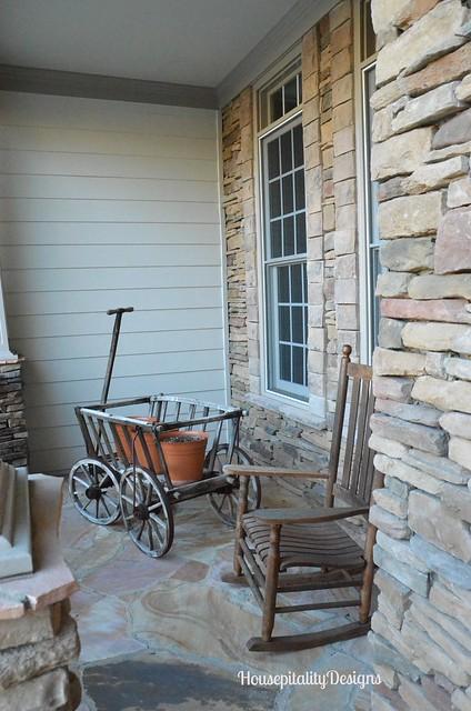 Martha's Porch - Housepitality Designs