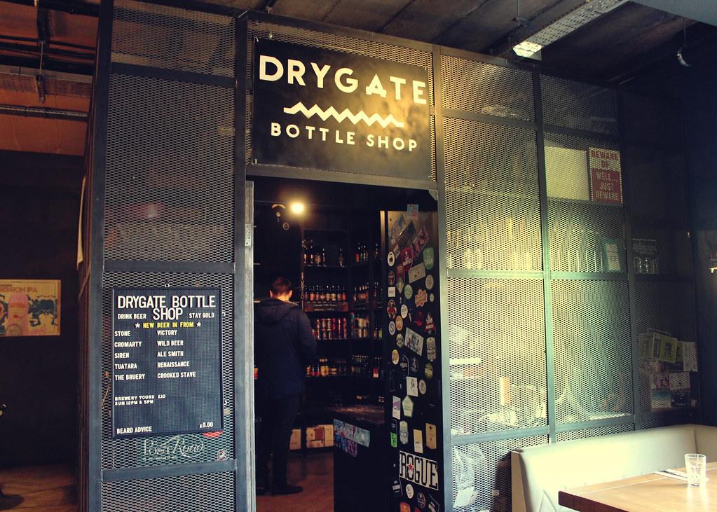 Drygate Bottle Shop