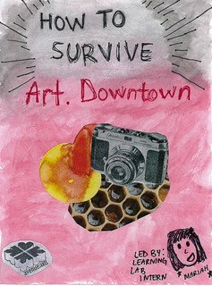 Survival Guide Art.Downtown. 2016
