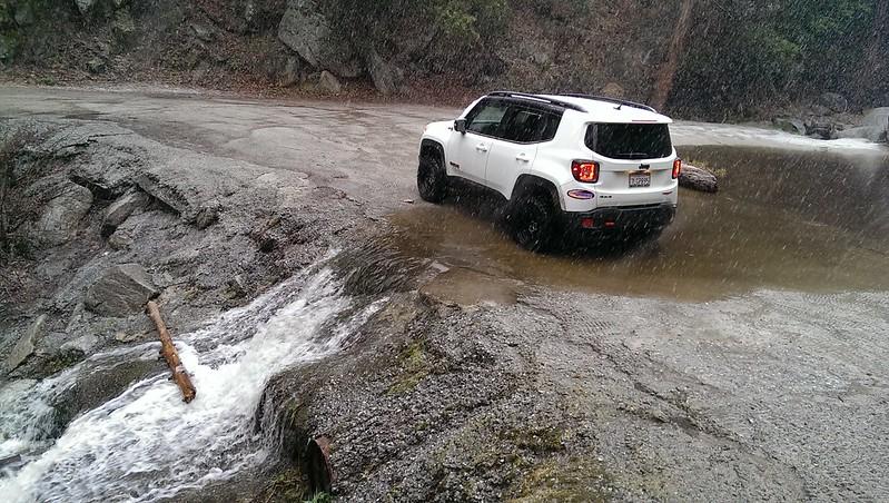 Bee Canyon San Jacinto Ca Snow Jeep Renegade Forum