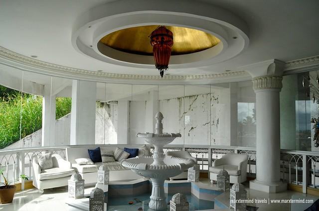 Lobby Area of Estancia Resort Hotel