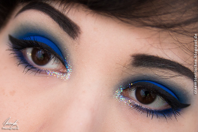 Blue Obsession - Close up