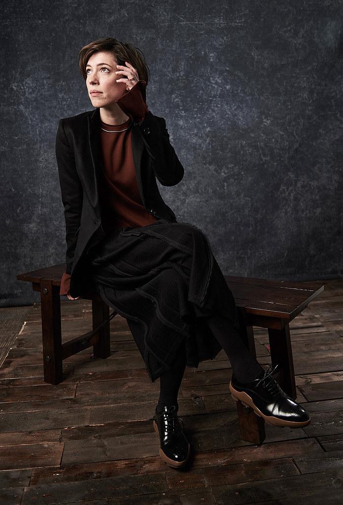 Ребекка Холл — Фотосессия для «Кристин» на «Sundance» 2016 – 31