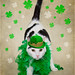 Happy St. Patrick's Day From Spotty by Mimi Ditchie