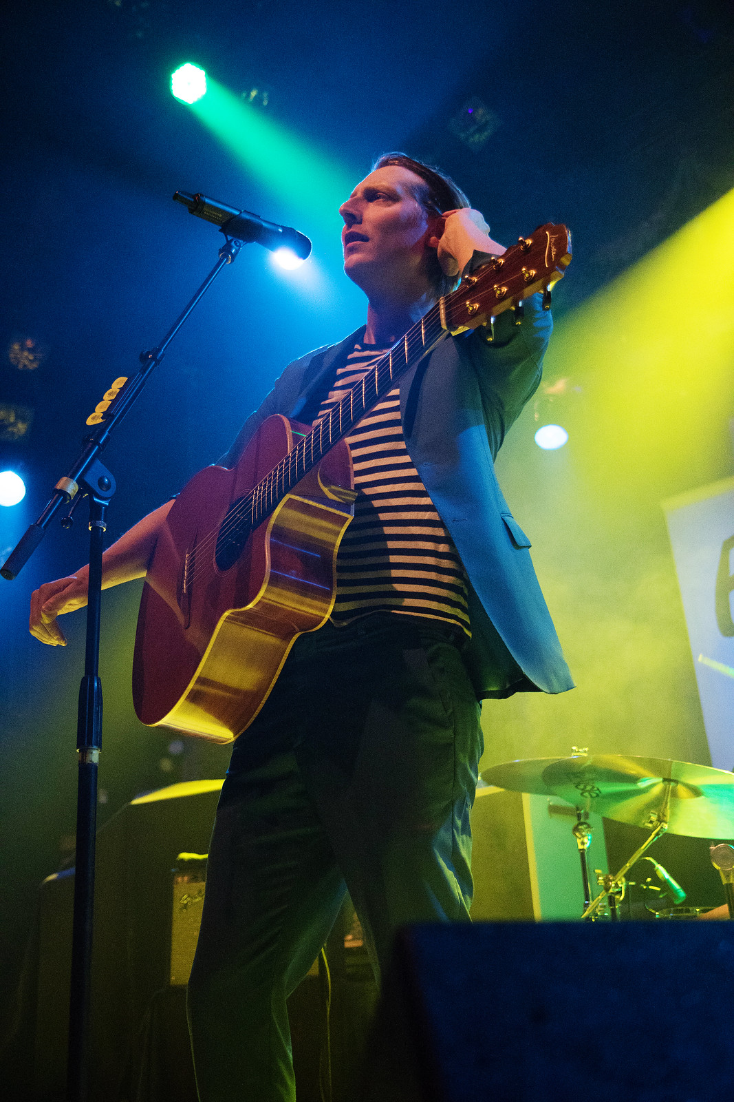 Eric Hutchinson 2016 in concert