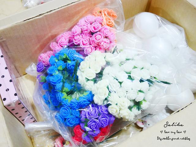 新娘捧花DIY (5)