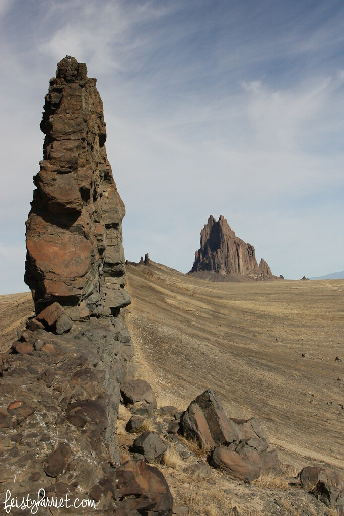 Shiprock Tsé Bit'a'í NM 5_feistyharriet_March 2016