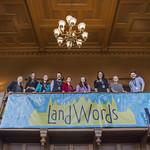 LandWords Festival team! | © Robin Mair